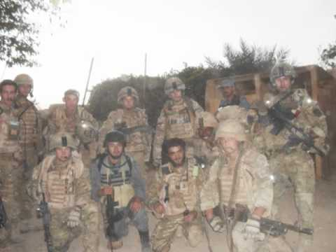 British forces in Afghanistan - A Bunch of Good Clips from Many Firefights