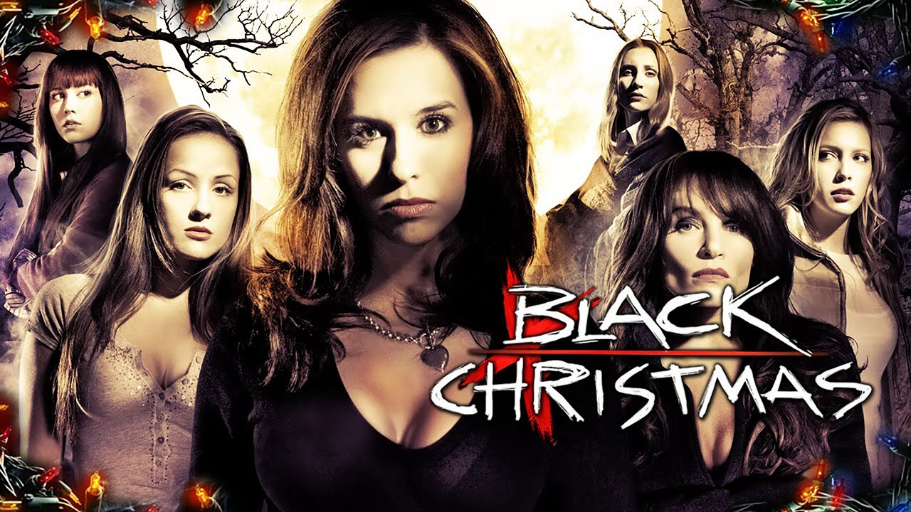 black christmas 2006 michelle trachtenberg dvd fan commentary mary elizabeth winstead xmas youtube - Black Christmas Movie