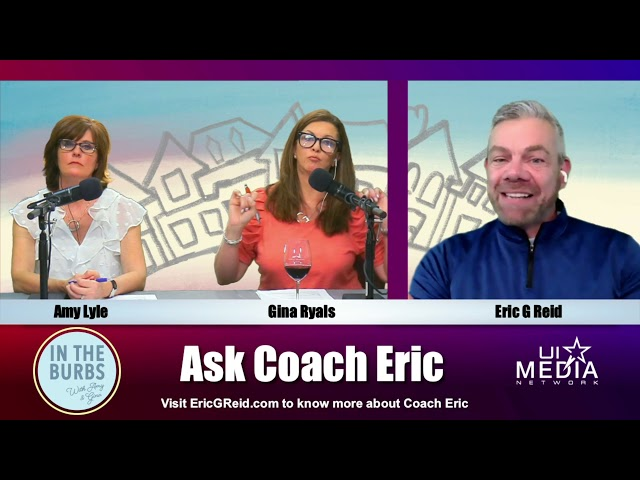 In The Burbs TV: Coach Eric Explains How to Be Positive and Stay Positive