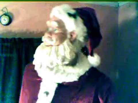 Santa Claus Is Drinking Tonight