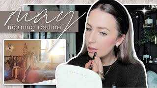 May Favourites Morning Routine || Beauty, Lifestyle, Food, Books