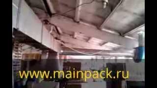 Линия производства бобышек WBP(Линия WBP для изготовления прессованного бруса, переработка опилок (шашки поддона, бобышки поддонов), 2013-08-21T14:04:07.000Z)