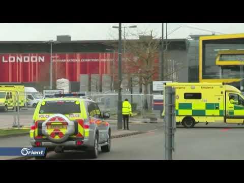افتتاح مشفى ميداني ضخم في لندن بقدرة 4 آلاف سرير لمواجهة كورونا  - نشر قبل 8 ساعة