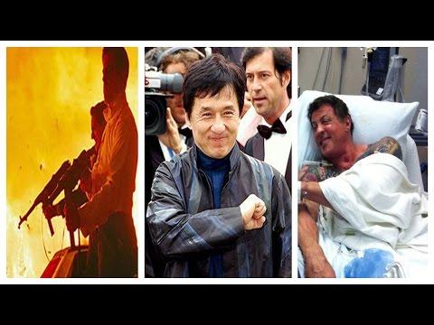 5 ACTEURS qui ONT FAILLI MOURIR pendant UN TOURNAGE
