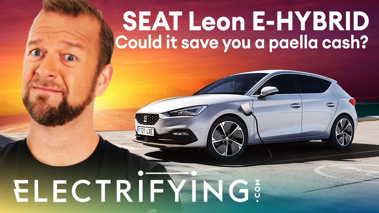 SEAT Leon E-HYBRID 2021 review: Could it save you a paella cash? / Electrifying