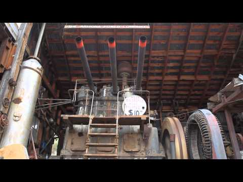 1930's Generator at Gold King Mine in Jerome AZ