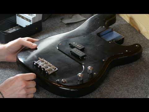 Roger Waters Precision Bass Replica by MCG