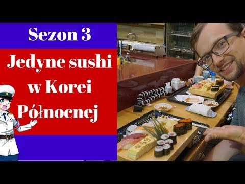 #9 Sushi u mistrza Kim Jong Ila - Rowerem po Pjongjangu, Supermarket w Korei