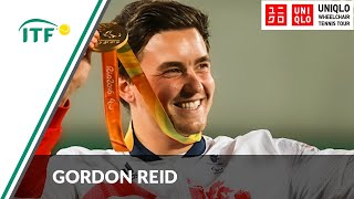 Gordon Reid's Remarkable Journey to Paralympic Gold   ITF