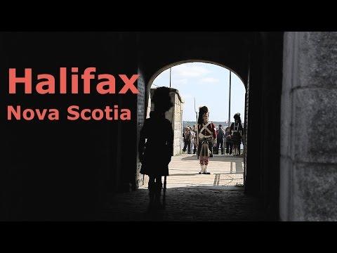 A Day In Halifax, Nova Scotia, Canada