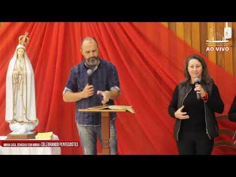 Santa Missa & Celebrando Pentecoste l Sexta-Feira l 29-05