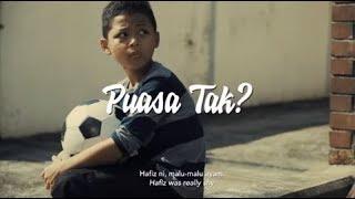 #GamudaLand Raya Video 2018 -  #Puasa Tak?