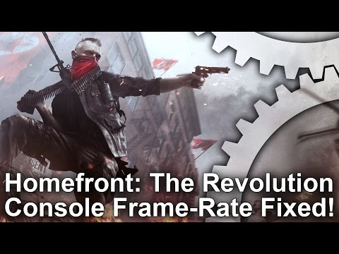 Homefront The Revolution Patch 1.08 Finally Fixes PS4/Xbox Frame-Rates!