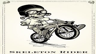 Skeleton Rider Gameplay HD - For iPhone/iPod Touch/iPad