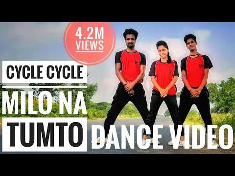 Cycle Cycle Mari Sonani Cycle  & Milona Tum To Dil Ghabraye Dj Remix | Dance Choreography | TikTok