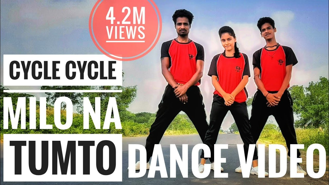 Cycle Cycle Mari Sonani Cycle & Milona Tum To Dil Ghabraye Dj Remix | Dance  Choreography | TikTok