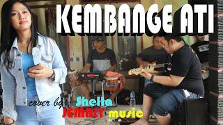 Top Hits -  Kembange Ati Cover By Shella Versi Latihan