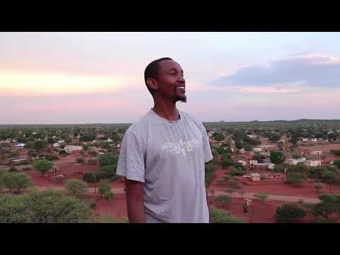 Visiting Lentsweletau in Gaborone, Botswana