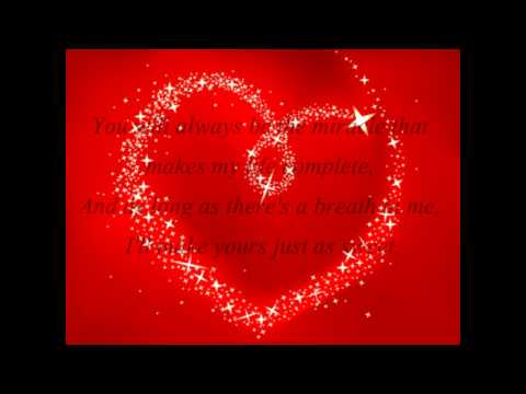 George Strait I Cross My Heart - Lyrics