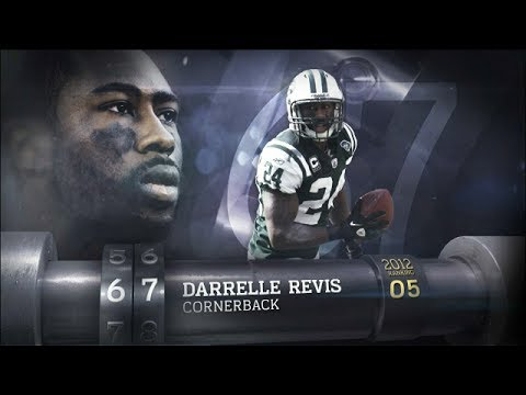 #67 Darrelle Revis (CB, Jets) | Top 100 Players of 2013 | NFL