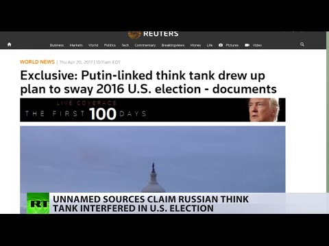 'Conspiracy theory fantasies': Russian think tank dismisses report it interfered in US election
