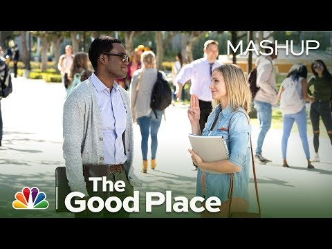 Eleanor And Chidi: A Love Story - The Good Place (Mashup)