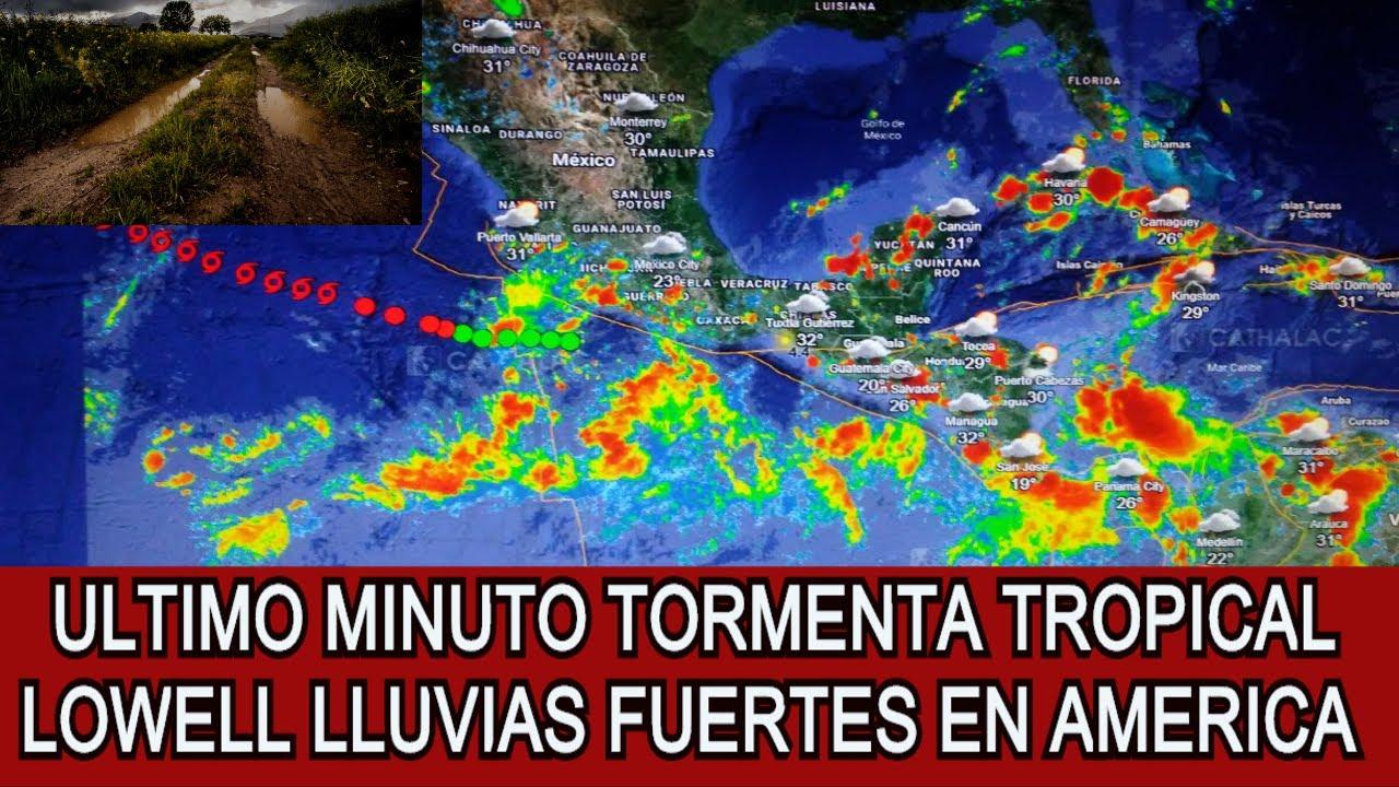 TORMENTA TROPICAL LOWELL HAWAI, TORMENTA BETA ESTADOS UNIDOS, NOTICIAS EN AMÉRICA