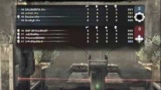 Gears of War 2 Gameplay: AmazYn vs. MbN: The Business (Security)