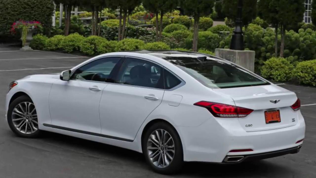 2017 Genesis G80 3 8 Awd Review