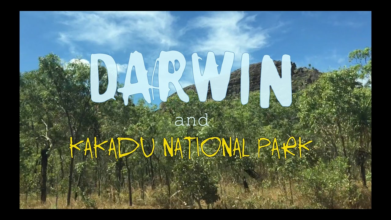 How far from darwin to kakadu