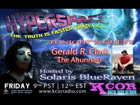 KCOR Interview with Gerald Clark