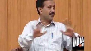 Arvind Kejriwal In Aap Ki Adalat (Part 1)