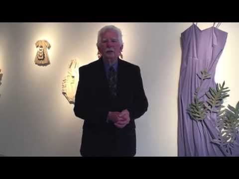 Ron Isaacs Interview at Tory Folliard Gallery
