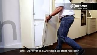 Montážní návod - dveře lednice | AP Servis