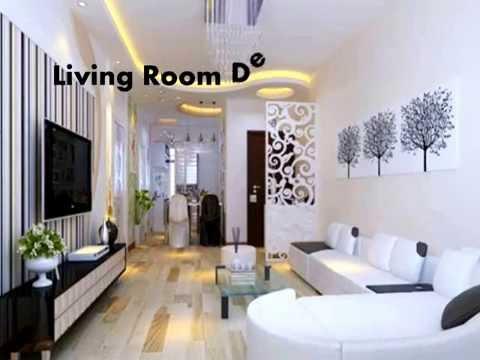 Desain Ruang Tamu Dengan Tv Dinding