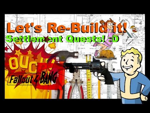 Fallout 4 Settlement Building - Settlement Attach 2 & 3! :D