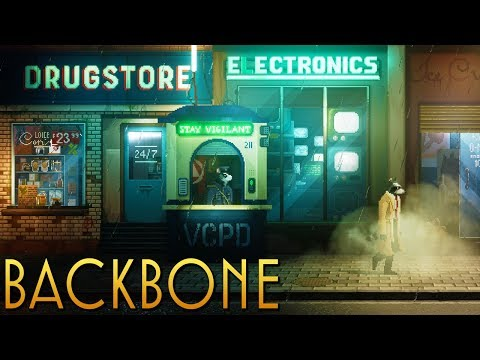 Backbone Prologue - Most Beautiful Pixel Art Game EVER (Backbone Gameplay)