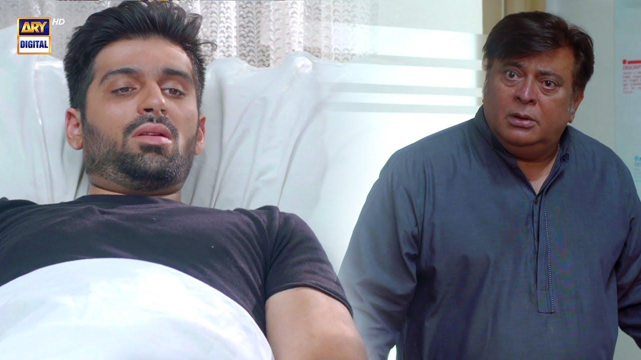 Mujhe Vida Kar Last Episode - Emotional Scene - Muneeb Butt - Madiha Imam - ARY Digital Drama
