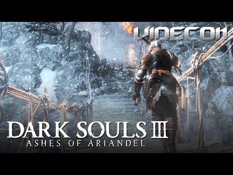 Dark Souls 3 Ashes Of Ariandel: Trailer Debut (Español) – PS4, Xbox One, PC