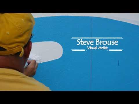 Street Art Revolution :Artist Steve Brouse