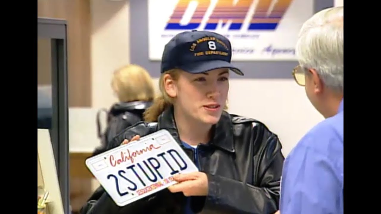 Candid Camera Classic: Lousy Plates! | Video