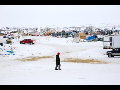Despite protests, Dakota Access Pipeline nears completion