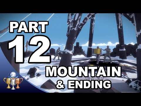 The Witness Walkthrough #12 -  Mountain Puzzle Solutions & Ending Endgame Trophy
