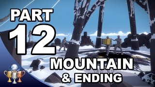 The Witness Walkthrough #12 -  Mountain Puzzle Solutions & Ending (Endgame Trophy)