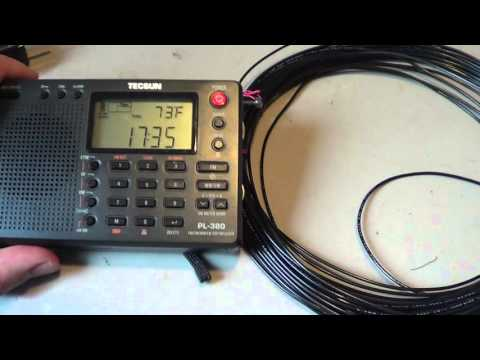 Tips and tricks for the Shortwave Radio beginner Part 3 Antenna