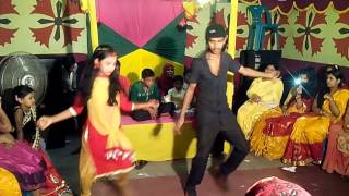 bangladeshi dance performance at village wedding 2016