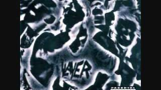 Slayer - Guilty of Being White