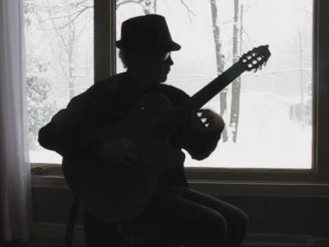 Histoires sans paroles-Harmonium-Fingerstyle guitar-Michel Morissette