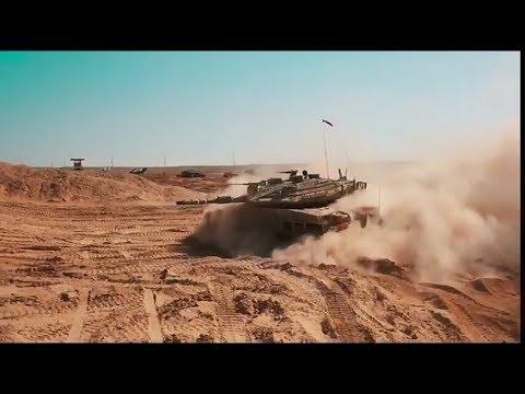 EJÉRCITO ISRAELI | Tanque Merkava 4 | 2019 💥🇮🇱