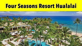 Four Seasons Resort Hualalai Hawaii 2018